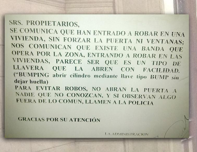 cerrajero urgencia Madrid